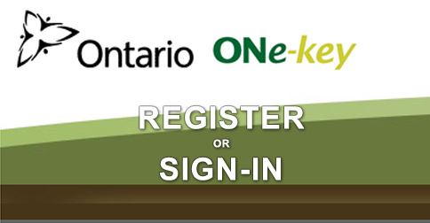 Ontario ONe-Key Registration