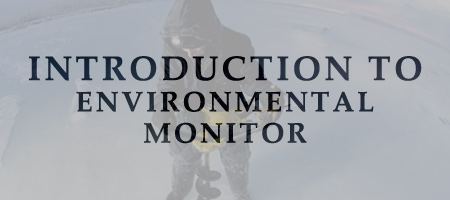 Introduction to Environmental Monitors in the Resource Industry