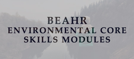 ECO Canada BEAHR Environmental CORE Skills Modules