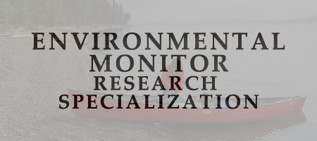 ECO Canada BEAHR Environmental Monitor Research Specialization
