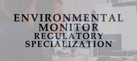 ECO Canada BEAHR Environmental Monitor Regulatory Specialization