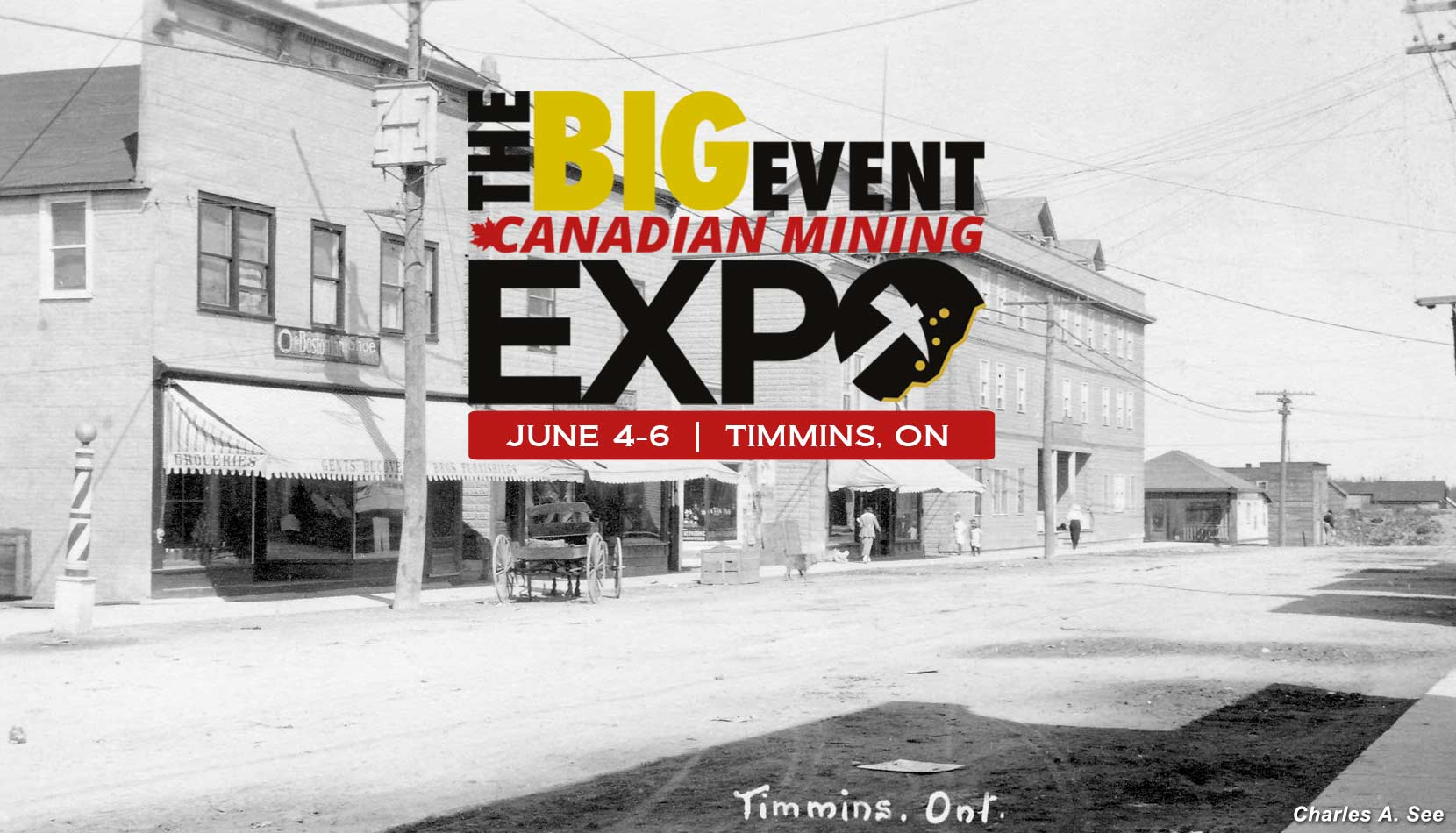 Timmins Big Event Expo